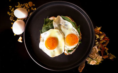 What is egg intolerance?